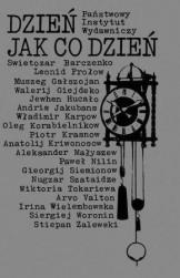 «Dzien jak co dzien», Panstwowy Instytut Wydawniczy, Warszawa, 1980