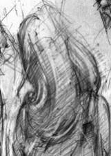 Иллюстрация Георгия Тандашвили к рассказу «Прикосновение крыльев»