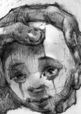 Иллюстрация Георгия Тандашвили к рассказу «Пьеро хочет быть человеком»