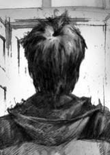 Иллюстрация Георгия Тандашвили к повести «И распахнутся двери»