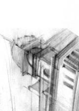 Иллюстрация Георгия Тандашвили к повести «К востоку от полночи»