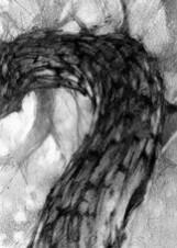 Иллюстрация Георгия Тандашвили к повести «И небо как свиток»